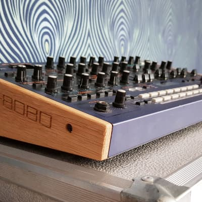 Roland JP8080 Solid Oak Replacement Engraved End Cheeks