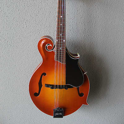 Brand New Kentucky KM-755 F Style Mandolin with Gig Bag for sale