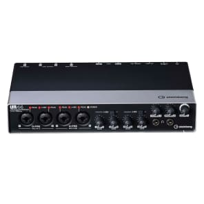 Steinberg UR44 6x4 USB 2.0 Audio Interface w/ MIDI I/O