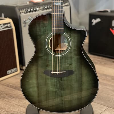 Breedlove Limited Edition Oregon Concerto Emerald CE, Acoustic Electric W/ Free Shipping for sale