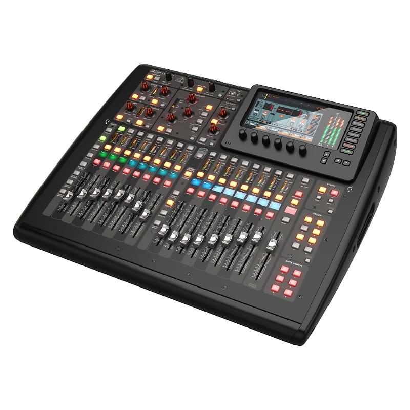 behringer x32 compact digital mixer alto music reverb. Black Bedroom Furniture Sets. Home Design Ideas