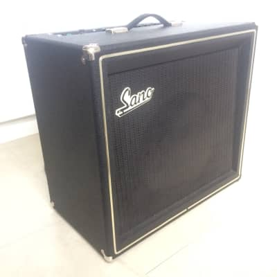 Sano 160R USA Tube Amp Tremolo Reverb 1968 for sale