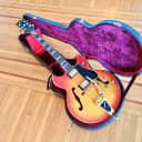Gibson Barney kessel custom 1962 1961 Sunburst original vintage usa kalamazoo bigsby