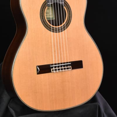 Hill New World Player Classical Guitar Cedar Top 628MM Scale for sale