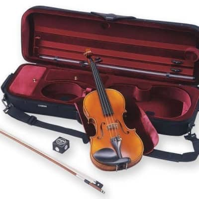Yamaha AV10 Intermediate Braviol Series Acoustic Violin - Full Outfit