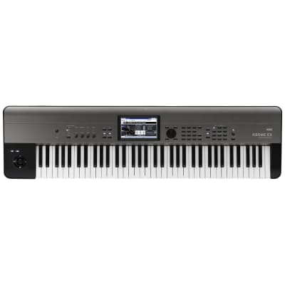 Korg KROMEEX73 Krome with New Sounds and PCM