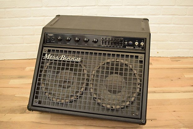 mesa boogie buster 200 bass guitar amp combo excellent reverb. Black Bedroom Furniture Sets. Home Design Ideas