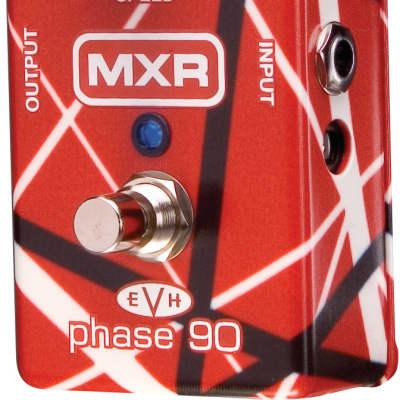 Used MXR EVH90 Phase 90 Eddie Van Halen Red Phaser Guitar Effects Pedal!! Dunlop image