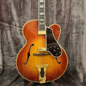 Gibson Johnny Smith 1970 Sunburst with Original Hardshell Case for sale