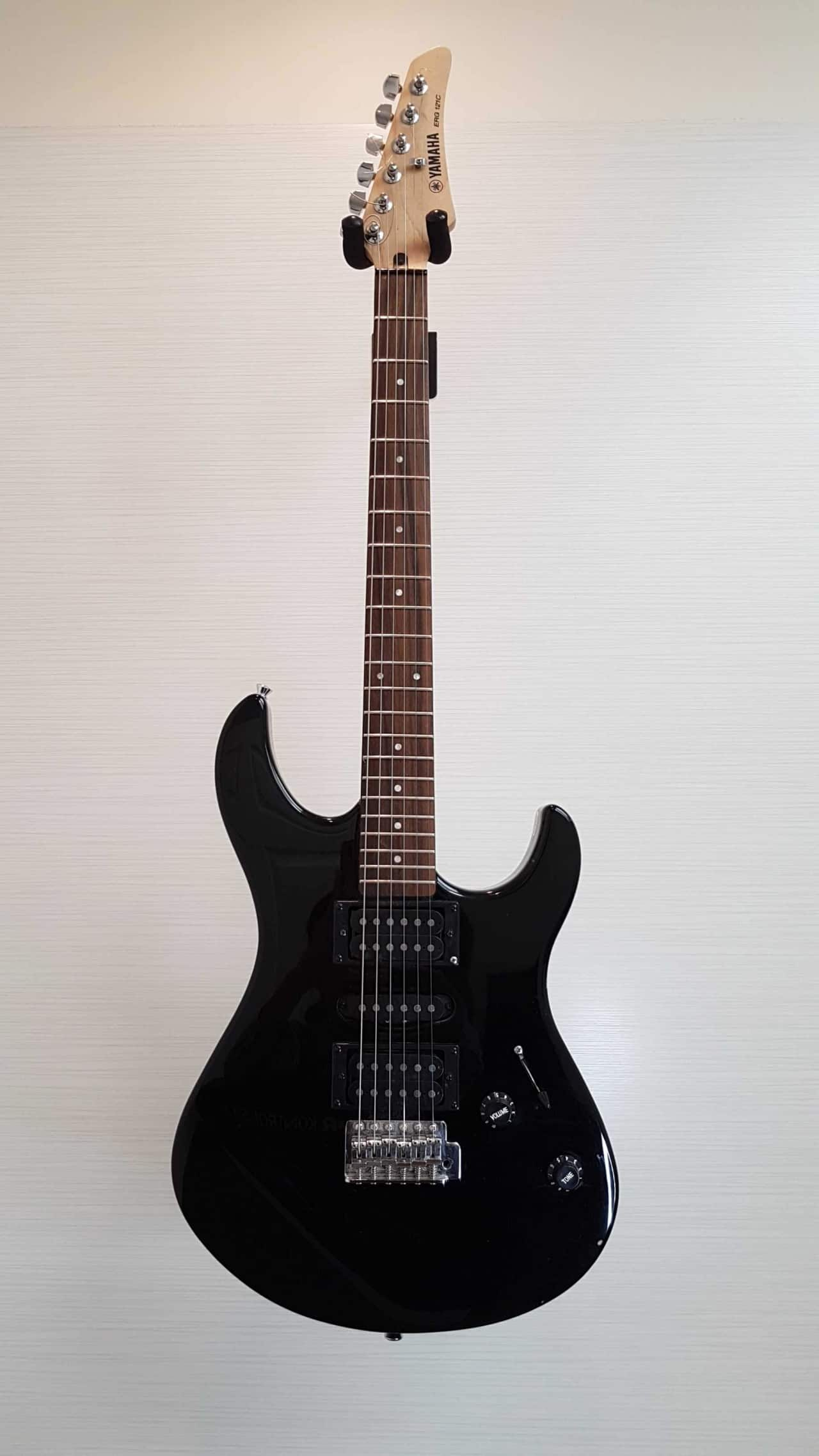 yamaha erg 121c electric guitar good the guitar hub. Black Bedroom Furniture Sets. Home Design Ideas