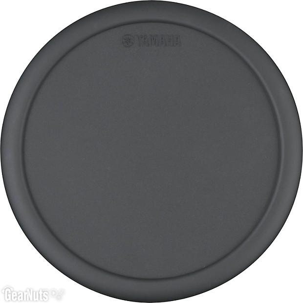 Yamaha electronic drum pad 7 5 single zone reverb for Yamaha drum pads