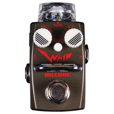 Hotone Skyline WHIP Metal Mini Distortion Pedal for sale