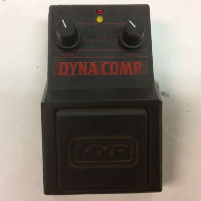 MXR M-202 Dyna Comp 1982 - 1984