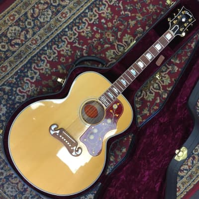 Gibson SJ200 Pete Townshend Signed 2004 Natural for sale