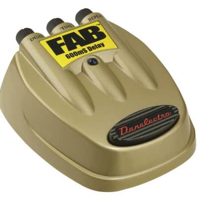 Danelectro D8 Fab 600ms Delay Pedal for sale