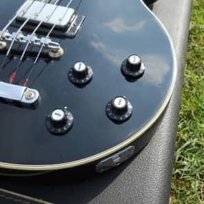 Hagstrom Swede Bass Black