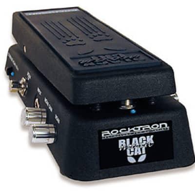 Rocktron Black Cat Moan Wah/Distortion pedal for sale