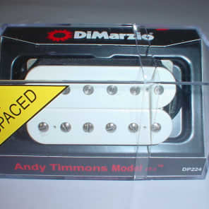 DiMarzio DP224FW Andy Timmons AT-1 F-Spaced Humbucker