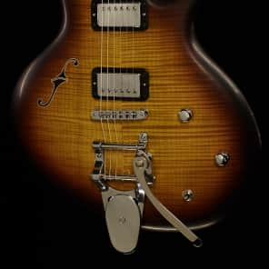 Ritter Monroe Tobacco Burst (404) for sale