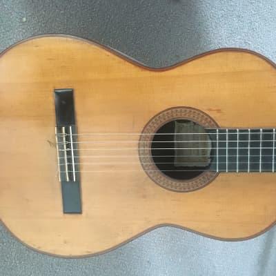 Antigua Casa Nuñez Classical Tango Argentinian Guitar 1960's for sale