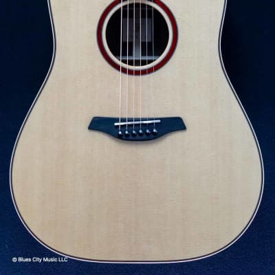 Furch - Orange - Dreadnought - Sitka Spruce top - Rose Wood back and sides