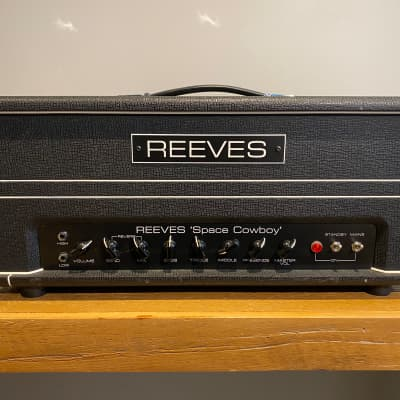 Reeves Space Cowboy 50 Watt Head for sale