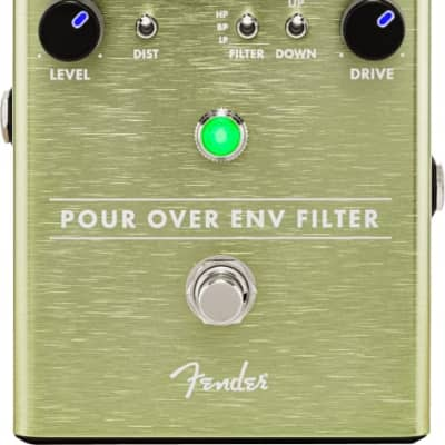 Fender Pour Over Envelope Filter Effect Pedal for sale