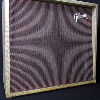"Gibson GA-77 Vanguard 25-Watt 1x15"" Guitar Combo 1959 - 1961"