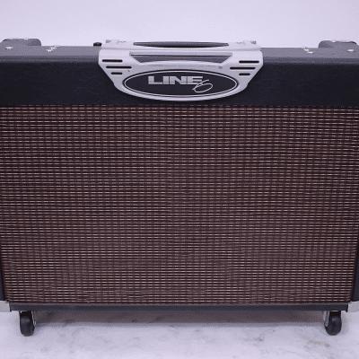 """Line 6Vetta 100-Watt 2x12"""" Stereo Digital Modeling Guitar Combo"""