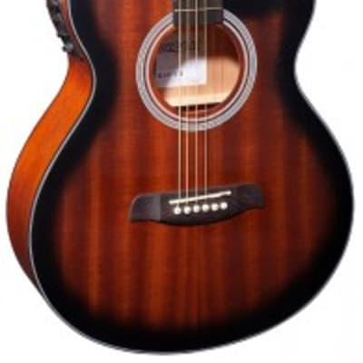 Brunswick BTK50TB Grand Auditorium Electro, Tobacco Sunburst for sale