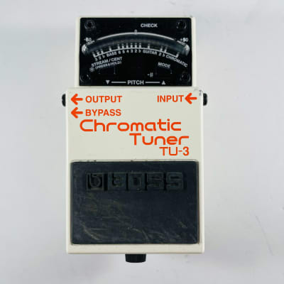 Boss TU-3 Chromatic Tuner *Sustainably Shipped*