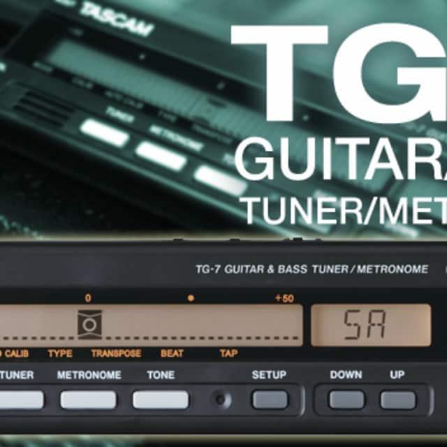 TASCAM TG-7 image
