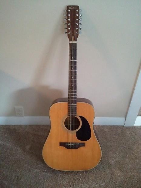 Ventura 12 String Guitar Exils House Reverb