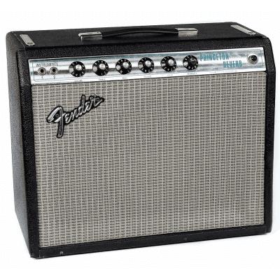 "Fender Princeton Reverb 2-Channel 15-Watt 1x10"" Guitar Combo 1970 - 1976"