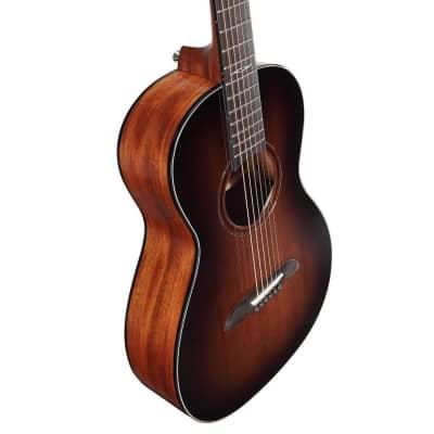 Alvarez AP66SHB Artist Parlor Acoustic Guitar Shadowburst for sale