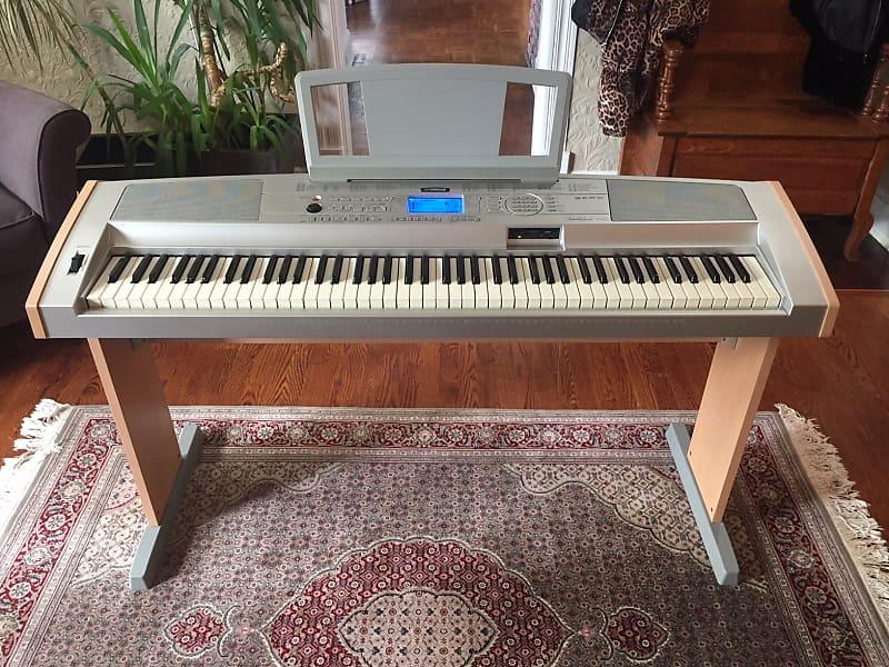 yamaha dgx 500 portable grand piano 88 keys reverb. Black Bedroom Furniture Sets. Home Design Ideas
