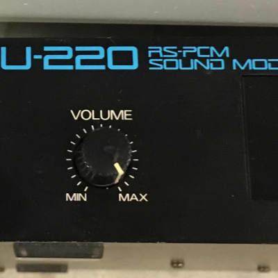 Roland U220 RS-PCM Sound Module