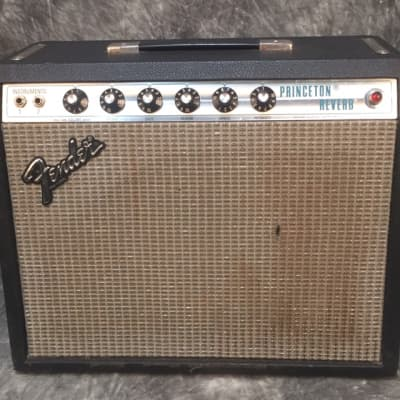 1980 Fender Princeton Reverb for sale
