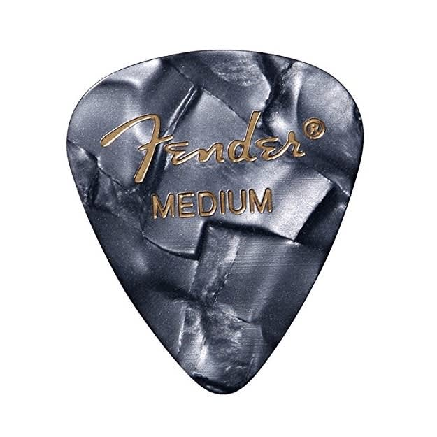 Fender Teardrop Pick : Fender shape pack premium celluloid guitar picks