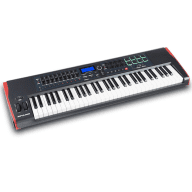 New Novation Impulse 61- Key USB MIDI Controller Mac & Windows Free Ableton Live Lite & More