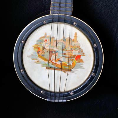 1930's JR Stewart La Venicia Banjo Ukulele Antique Vintage  US Made for sale