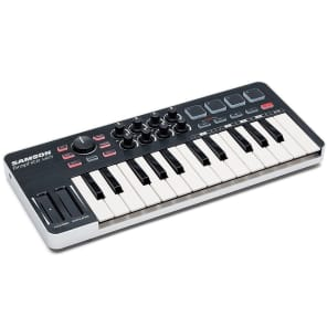 Samson Graphite M25 Mini USB Midi Controller Keyboard