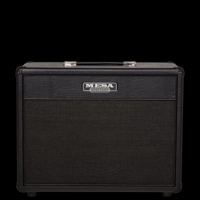 "Mesa Boogie 1x12 Lone Star 23"" Wide Cabinet  Black Taurus with Black Jute Grille"