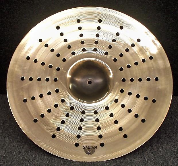sabian 20 aax aero crash cymbal reverb. Black Bedroom Furniture Sets. Home Design Ideas
