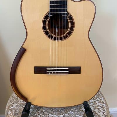 Alejandro Cervantes Crossover II Signature 2020 K&K Trinity Classical - Armrest Soundport for sale