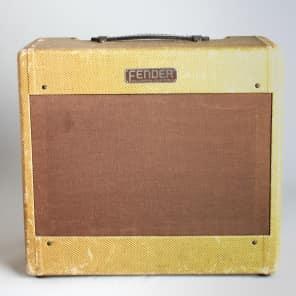 """Fender Deluxe 5C3 Wide Panel 10-Watt 1x12"""" Guitar Combo 1953 - 1954"""