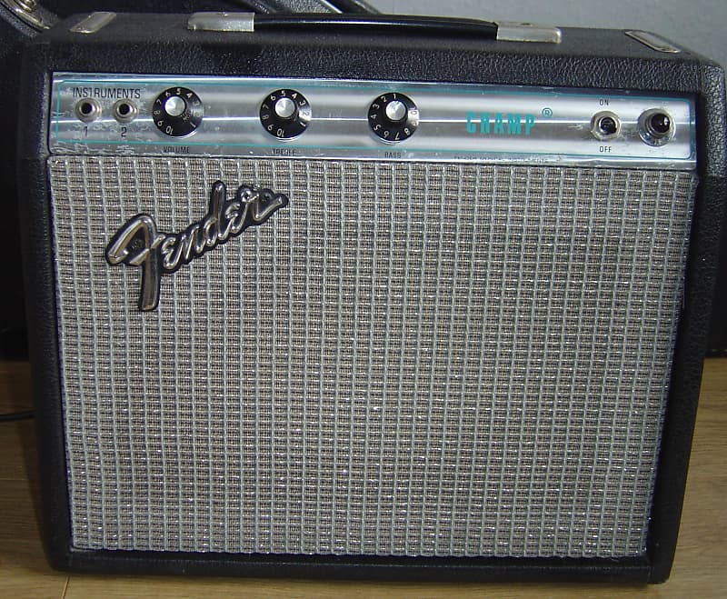 How can I find out how old my amplifier is