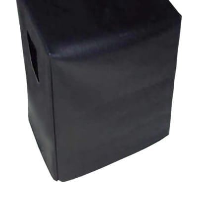 Black Vinyl Amp Cover forEaw SB250 2x15 Cabinet (eaw028)