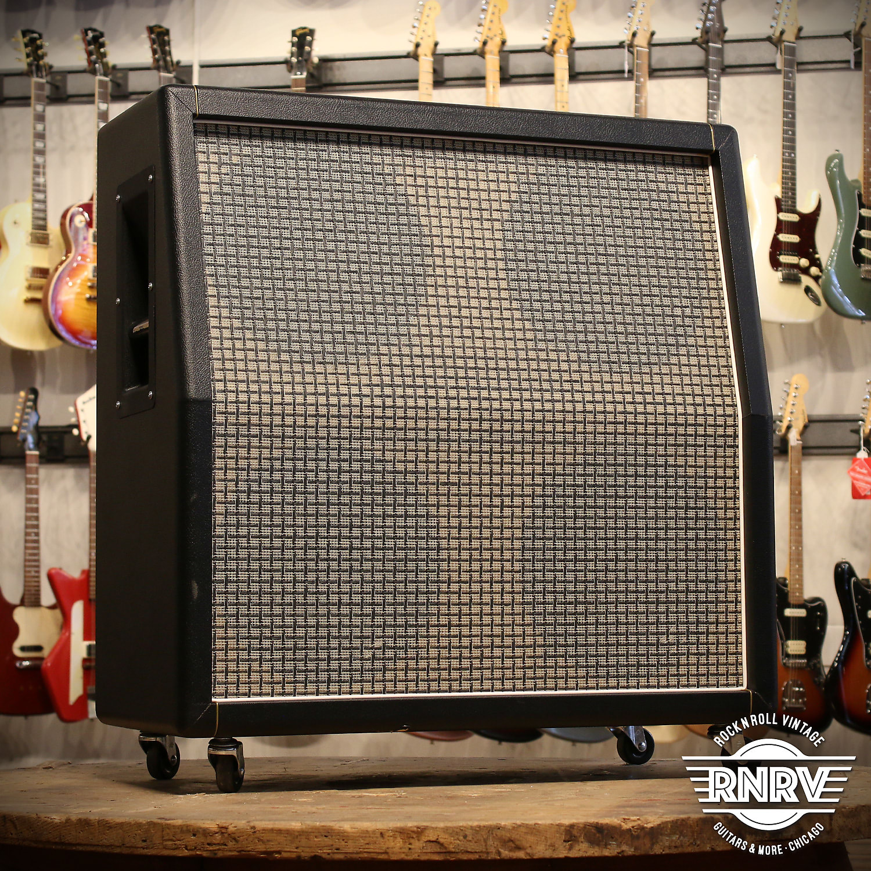 Germino 4x12 Black With Scumback Speakers
