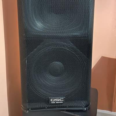 """QSC KW152 2-Way 1000-Watt 15"""" Active Loudspeaker"""